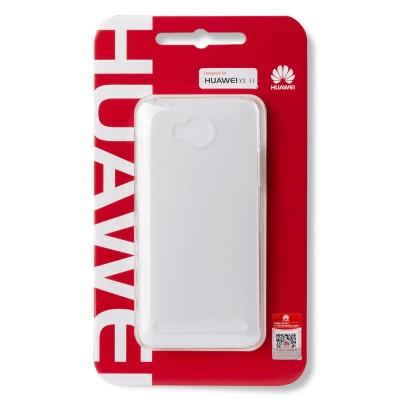 Huawei ochranné púzdro pre Y3 II, transparentné