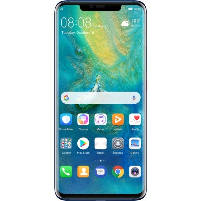 Huawei Mate 20 Pro Modrý