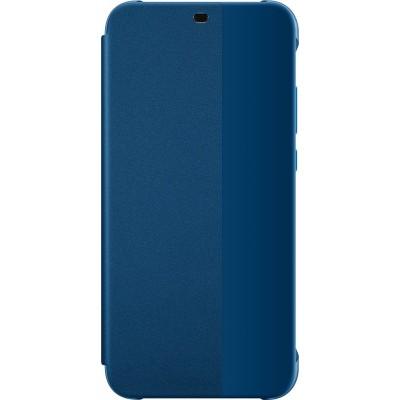 Huawei 51992314 flipové púzdro pre P20 Lite, modré