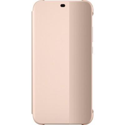 Huawei 51992315 flipové púzdro pre P20 Lite, ružové