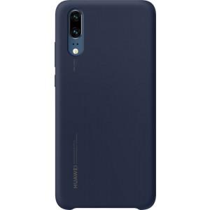 Huawei 51992363 silikónové púzdro pre Huawei P20, modré