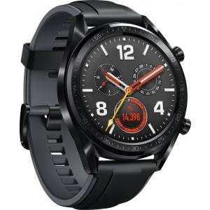 Huawei Watch GT, čierne