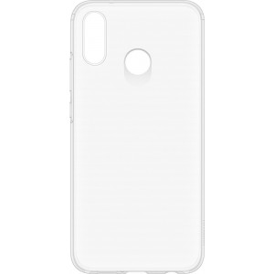 Huawei 51992316 TPU ochranné púzdro pre P20 Lite, transparentné