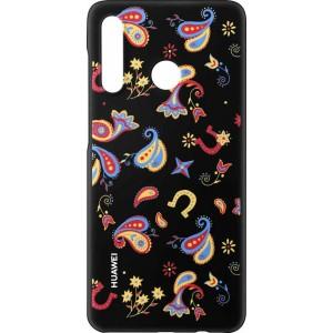 Huawei 51993073 ochranné púzdro pre Huawei P30 Lite, flower black