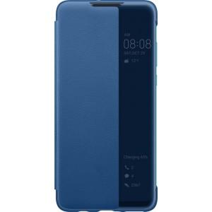 Huawei 51993076 View púzdro pre Huawei P30 Lite, modré