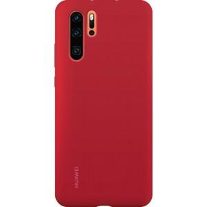 Huawei 51992876 ochranné púzdro pre Huawei P30 Pro, červené