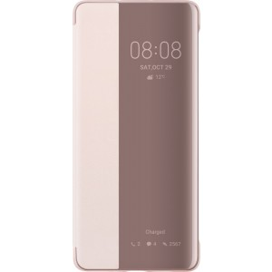 Huawei 51992884 Smart view púzdro pre Huawei P30 Pro, ružové