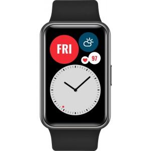 Huawei Watch Fit čierne