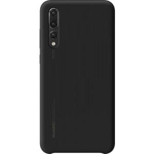 Huawei 51992382 silikónové púzdro pre Huawei P20 Pro, čierne