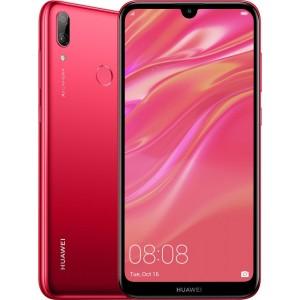 Huawei Y7 2019 Červený