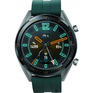 Huawei Watch GT, zelené