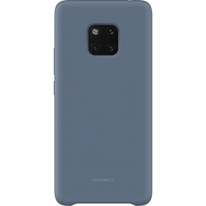 Huawei 51992684 ochranné silikónové púzdro pre Mate 20 Pro, modré