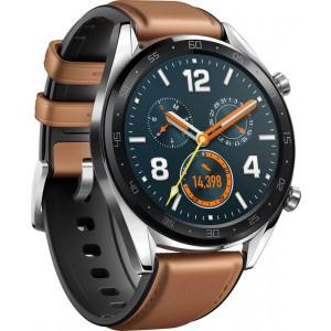 Huawei Watch GT, strieborné