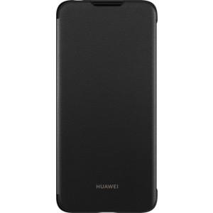 Huawei 51992945 flipové púzdro pre Y6 2019, čierne