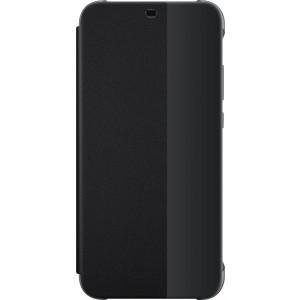 Huawei 51992313 flipové púzdro pre P20 Lite, čierne