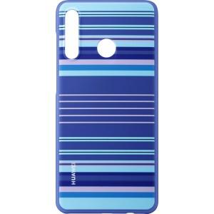 Huawei 51993075 ochranné púzdro pre Huawei P30 Lite, blue lines