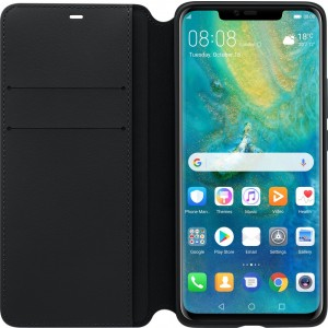 Huawei 51992636 wallet púzdro pre Mate 20 Pro, čierne