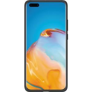 Huawei 51993797 silikónové púzdro pre Huawei P40 Pro, čierne