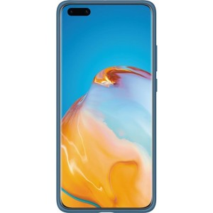 Huawei 51993799 silikónové púzdro pre Huawei P40 Pro, modré