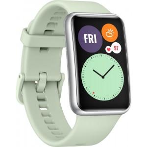 Huawei Watch Fit zelené